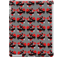 Rockabilly Go Wild iPad Case/Skin