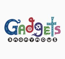 Gadgets Anonymous  Kids Clothes