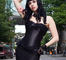 Brittany in Seattle by ALTOM