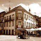 Off the fountain;......Ponte de Lima Village series I !... by sendao