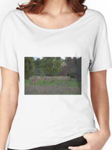 Kangaroos Women's Relaxed Fit T-Shirt