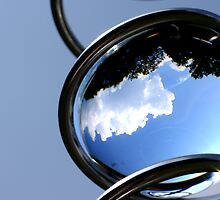 Clouds Through a Glass Ball by smiller2011