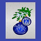Blue Bauble cases & skins (2504 Views) by aldona