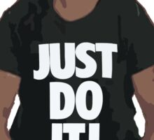 JUST DO IT! Sticker