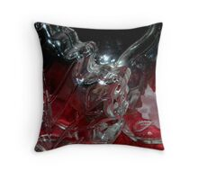 Maple Syrup Bottles Throw Pillow