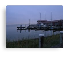 St. Michael's on Maryland's Eastern Shore Canvas Print