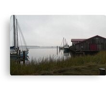 St. Michael's on Maryland's Eastern Shore 2 Canvas Print