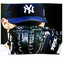 Andy Pettitte Posterized Poster