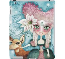 Noelle's Winter Magic iPad Case/Skin