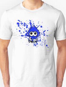Splatoon Squid Blue T-Shirt
