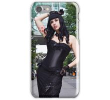 Brittany in Seattle iPhone Case/Skin