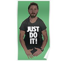JUST DO IT! Poster