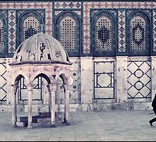 Sweeper-'Dome of the Rock'- lsrael by Albert Sulzer