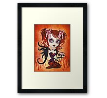 Fallen Angel T-shirt Framed Print