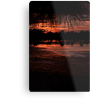 Sweet Darkness Metal Print