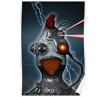 Borg Chicken Poster