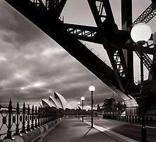 Sydney Sunrise by Nadean Brennan