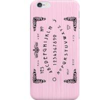 Pink Ouija iPhone Case/Skin