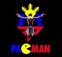 God Give Us This Day For Pac-Man by DaveDadiangas