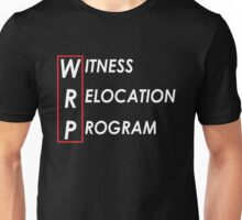 Witness Relocation Program #2 Unisex T-Shirt