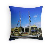Port Adelaide Throw Pillow