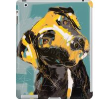 Dog Boris iPad Case/Skin