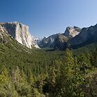 Yosemite Day by Michael Treloar