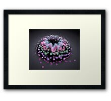 Blinded By Rainbows Framed Print