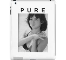 PURE WAIFU iPad Case/Skin