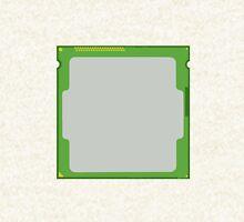 A Minimalist CPU Zipped Hoodie