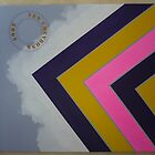 Tribute to kenneth noland by degloire