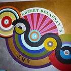 honoring the art of sonia and robert Delaunay by degloire
