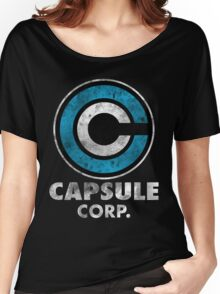 Capsule Corp. 2 Women's Relaxed Fit T-Shirt