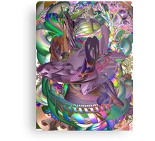 Creation wit Emotion Metal Print
