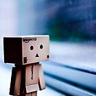 Danbo - Raining by jdreamer
