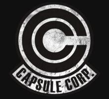 Capsule Corp. by lazerwolfx