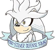 Mod Silver Defense Squad by RANDOMdrawer357
