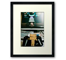Danbo - Little Big Planet Framed Print