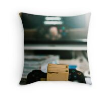 Danbo - Little Big Planet Throw Pillow