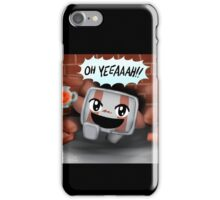 Cave Story - OH YEAAAAH!!! iPhone Case/Skin