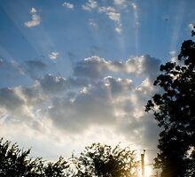 Singing Sky by FranSanstead