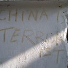 China is Terrorist by Angie Spicer