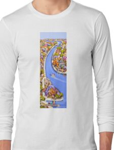 Heart of the landscape Long Sleeve T-Shirt