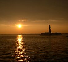 Statue of Liberty by Lawrence Henderson