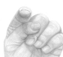 My Hand by Wilomoon