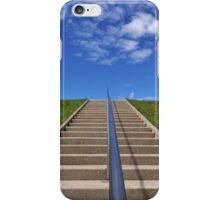 Into the wide blue yonder iPhone Case/Skin