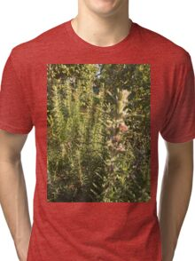 Field of Rosemary Tri-blend T-Shirt