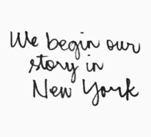 Welcome To New York by thatkaylachic