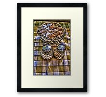 Sugar & Spice & All Things Nice Framed Print