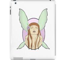 Flower Fae iPad Case/Skin